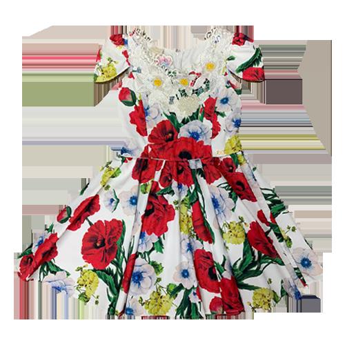 Vestido Floral Luluzinha
