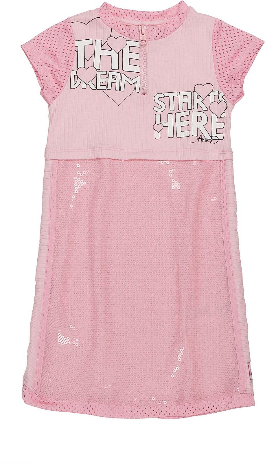 Vestido Paetê Animê Petite