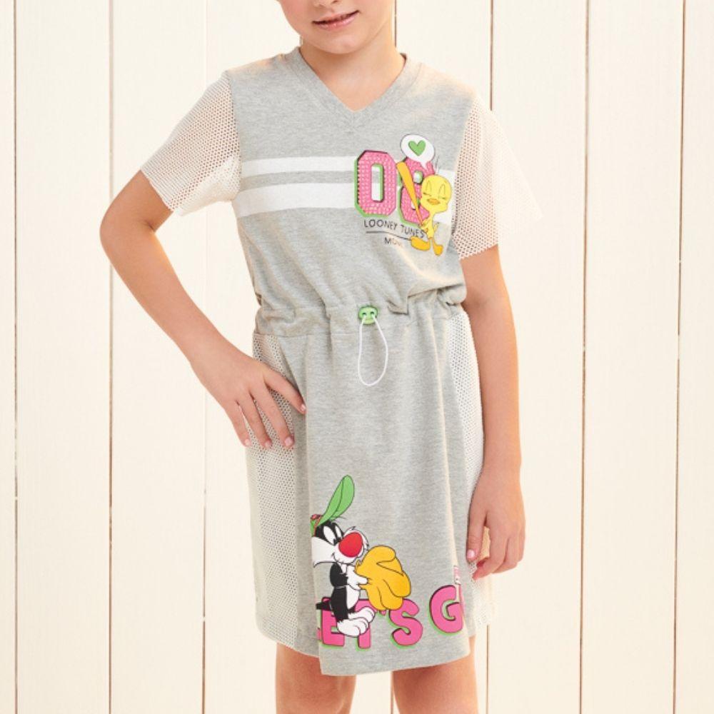 Vestido Sport Looney Tunes Momi