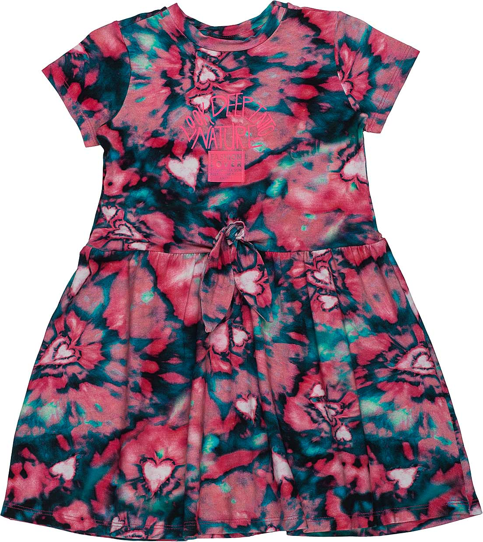 Vestido Tie Dye Animê Petite