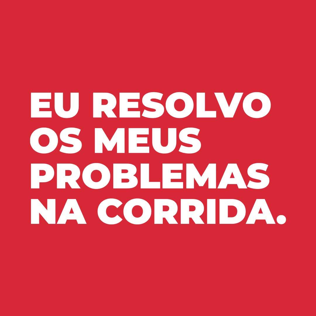 Camiseta Feminina Longão - Problemas