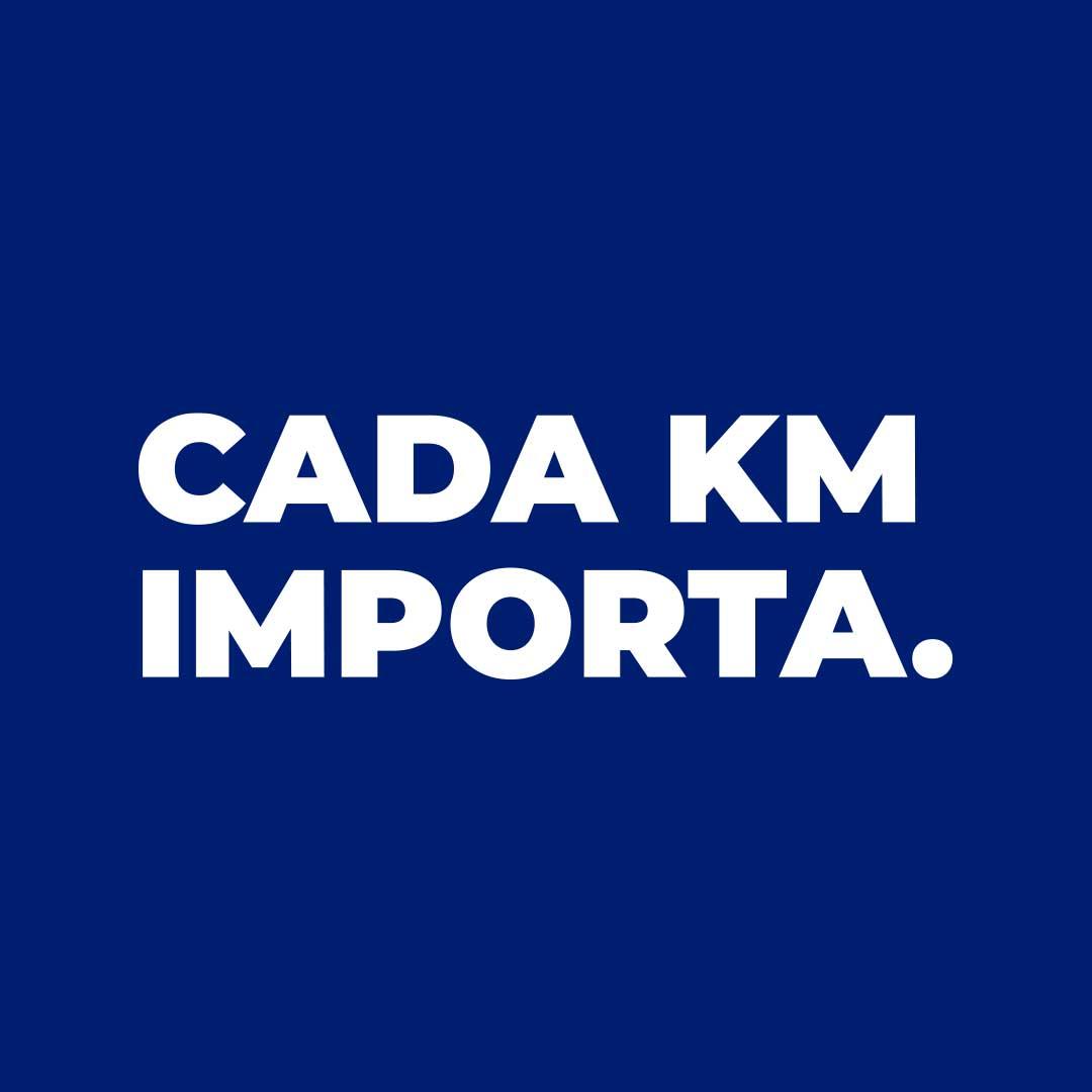 Camiseta Masculina Longão - Cada Km Importa