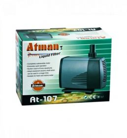 BOMBA SUBMERSA AT107 110V 3.500 L/H 3,70 M.C.A - ATMAN