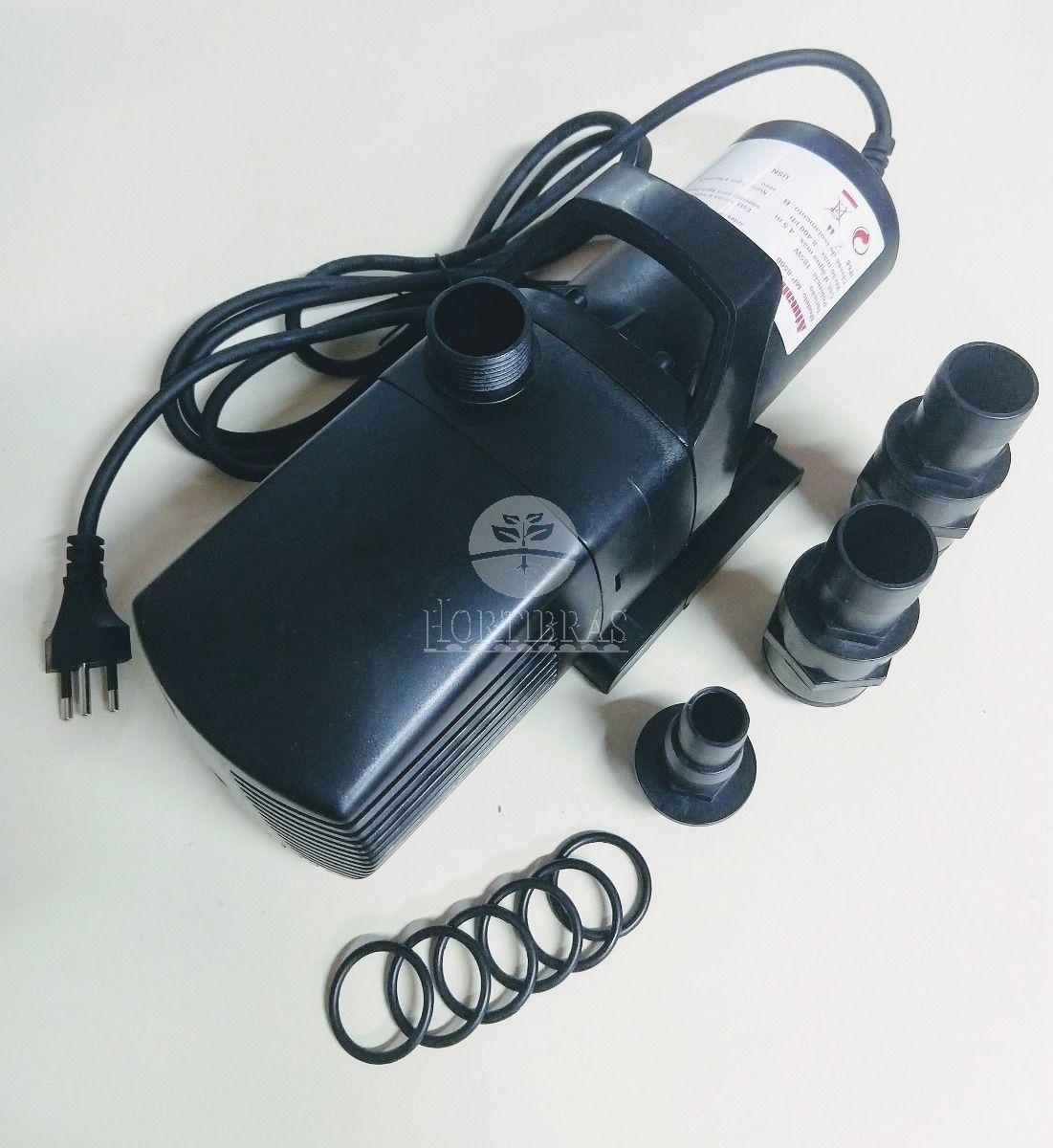 BOMBA SUBMERSA MP8500 220V 8.400 L/H 4,50 M.C.A - ATMAN