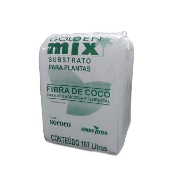 FIBRA DE COCO TIPO 12 PARA MUDAS - AMAFIBRA