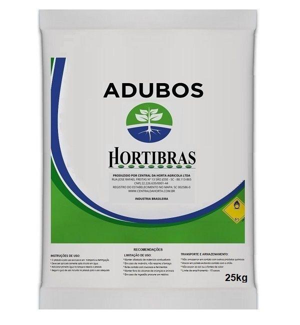 HORTI CALCIO 25KG - HORTIBRAS