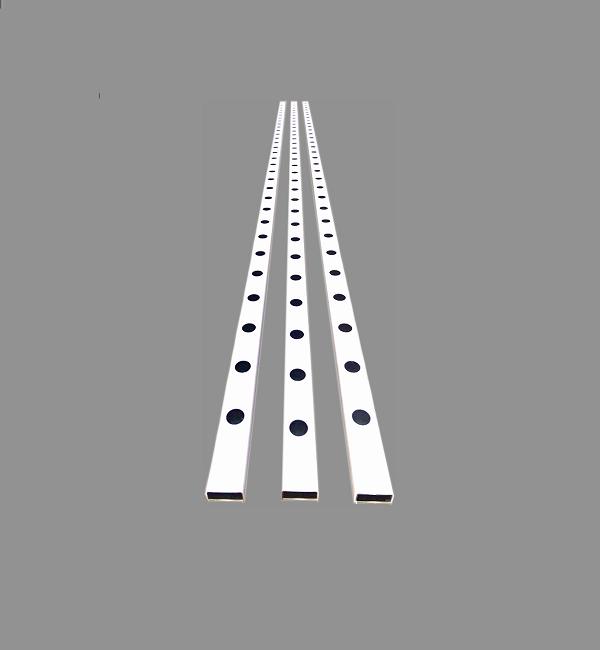 PERFIL 60X30  RUCULA 3M - HORTIBRAS