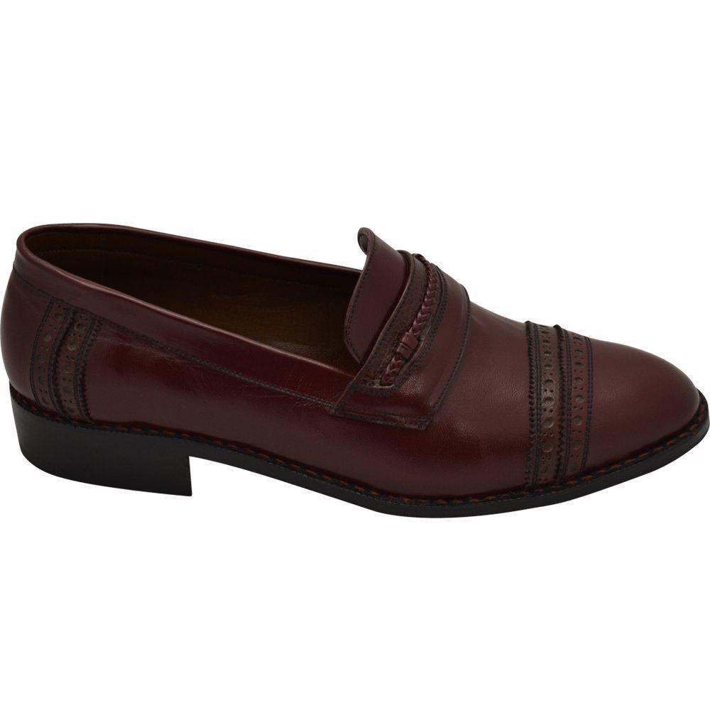 Sapato Masculino estilo Inglês 013VIN