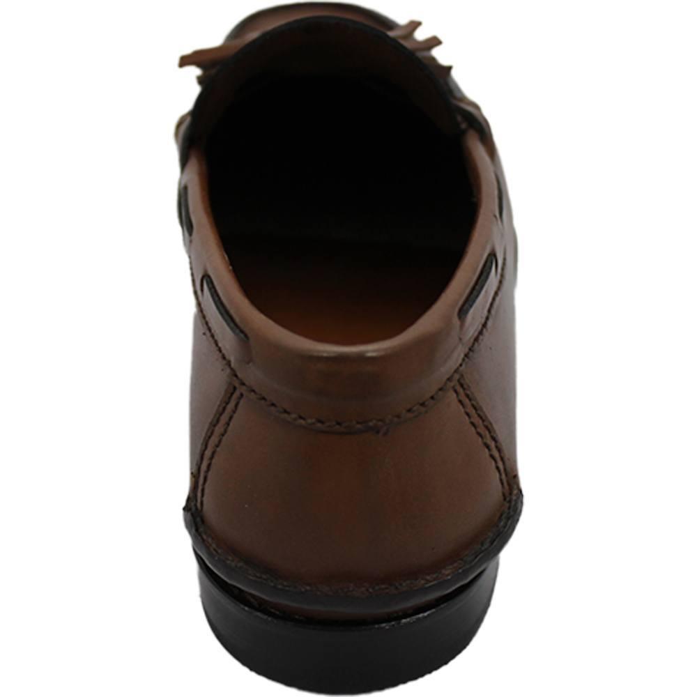 Sapato Masculino Esportivo cor Havana 060CAS