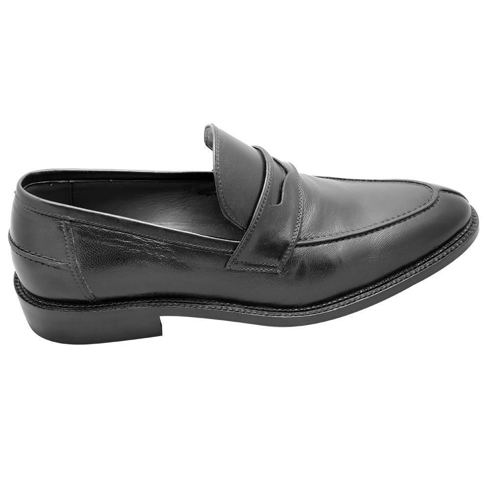 Sapato Social Loafer Preto 089NPRE