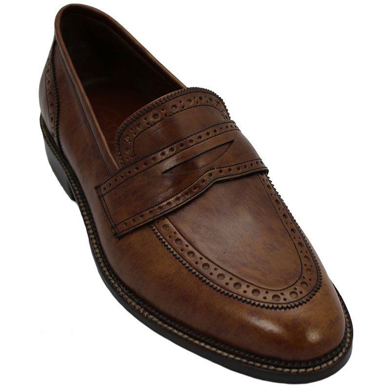 Sapato Masculino Loafer Criação Pacco 109ITA