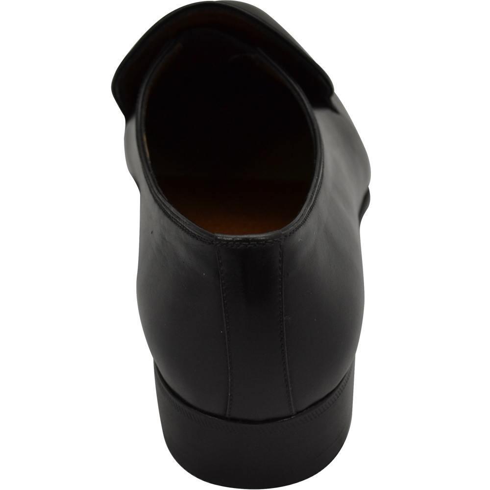 Sapato Masculino Social Clássico cor Preto 110LPRE