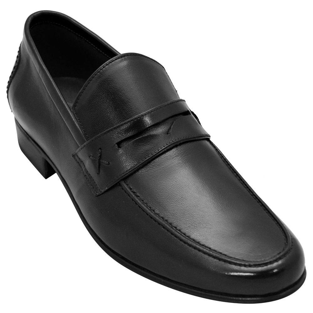 Sapato Penny Loafer Fôrma Alongada 111MPRE