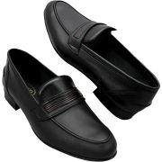 Sapato Masculino Couro de Cabra Macio 044BIC