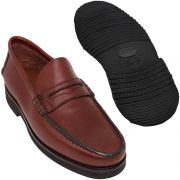 Sapato Masculino Mocassim College Solado Leve 066MVIBPIN