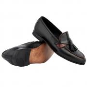 Sapato Masculino Tassel Loafer cor Preto 048PRE Enrico