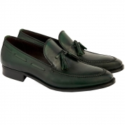 Sapato Masculino Tassel Loafer cor Verde 1090CMGREEN Winston