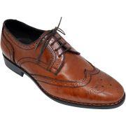 Sapato Oxford Derby Masculino Estilo Inglês 301ITA