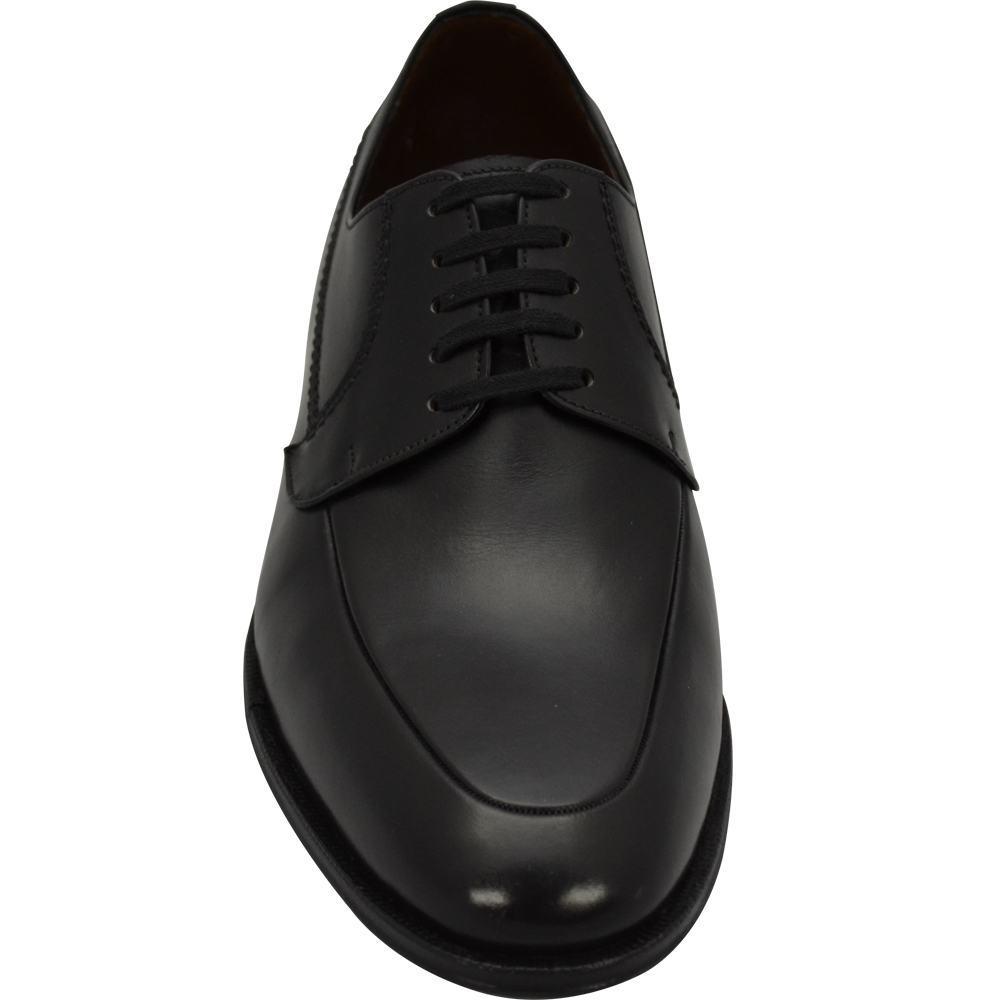Sapato Masculino Social Derby em Cromo Alemão 214LVPRE