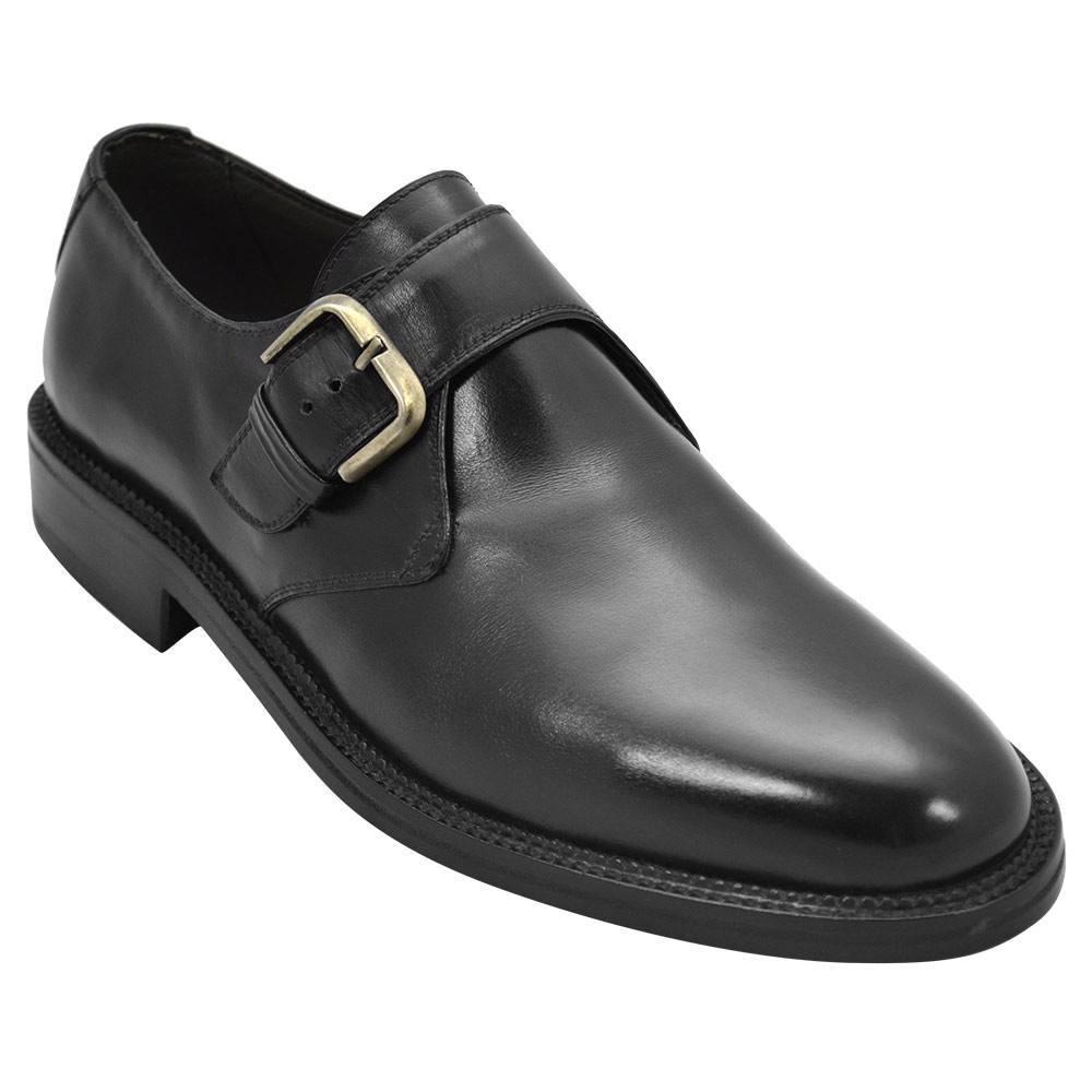 Sapato Masculino Monk Solado Duplo 290CRPRE