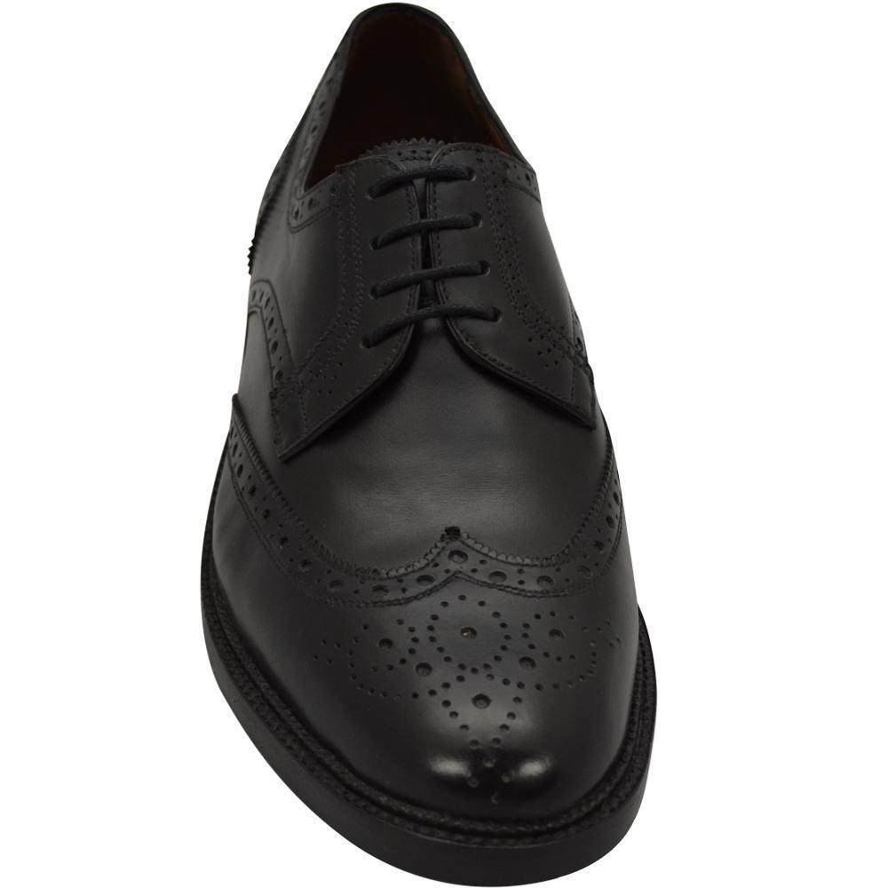 Sapato Masculino Derby Brogue Solado Duplo 301CRPRE