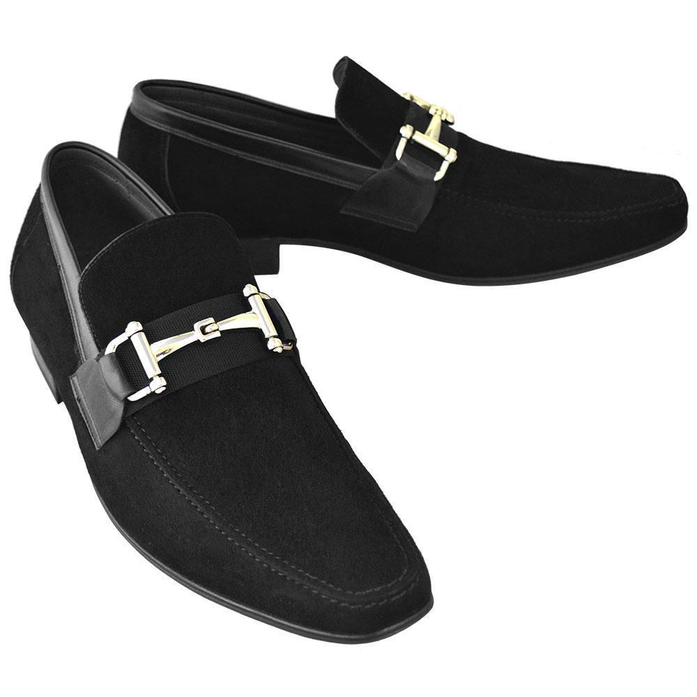 Sapato Masculino Loafer Preto  920BGCAM