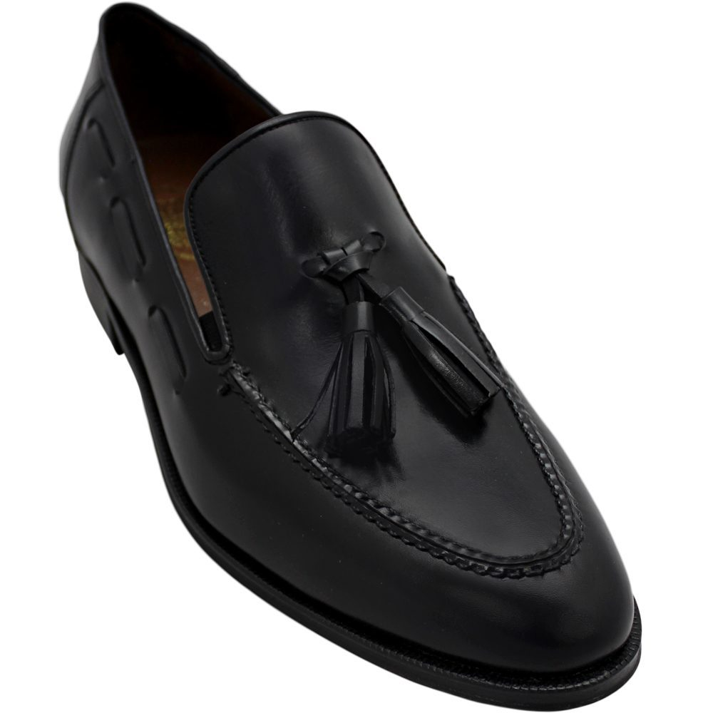 Sapato Cromo Alemão Masculino Preto 716CRPRE