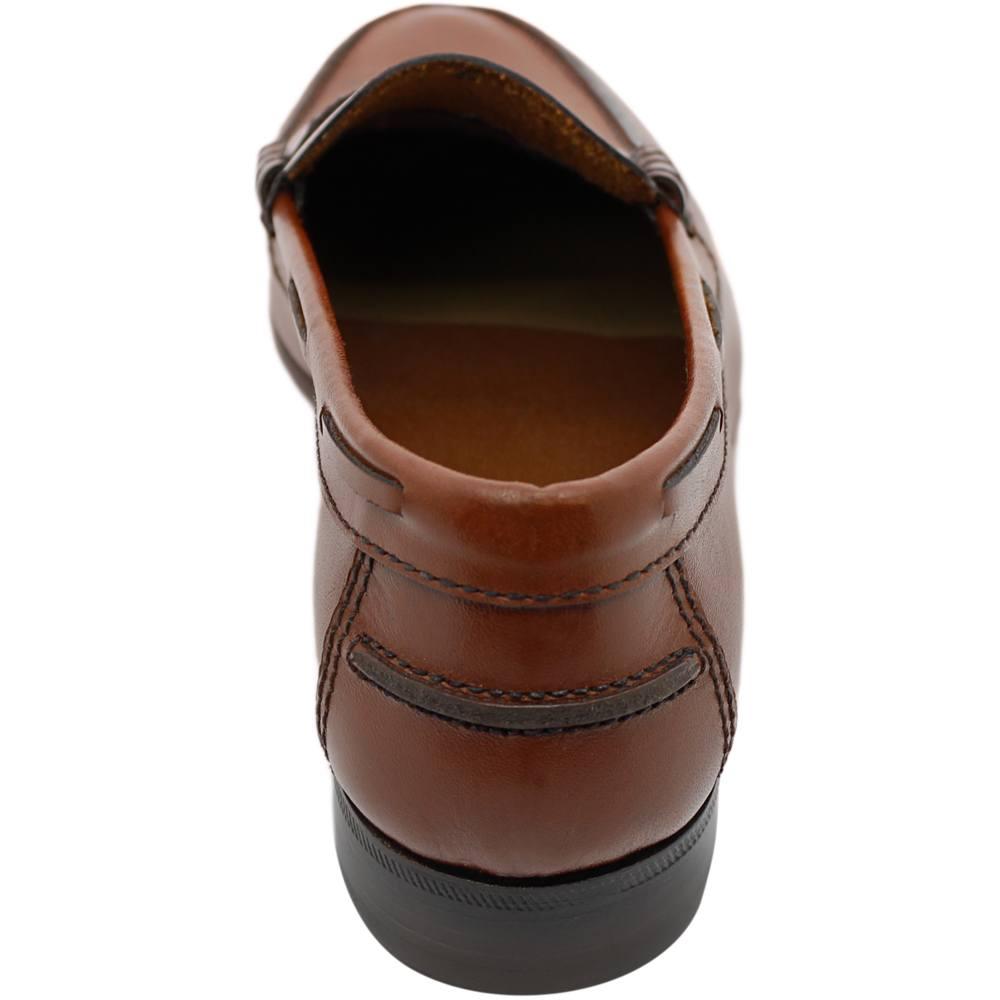 Sapato Feminino Mocassim Argentino cor Pinhão 011MPIN Luna