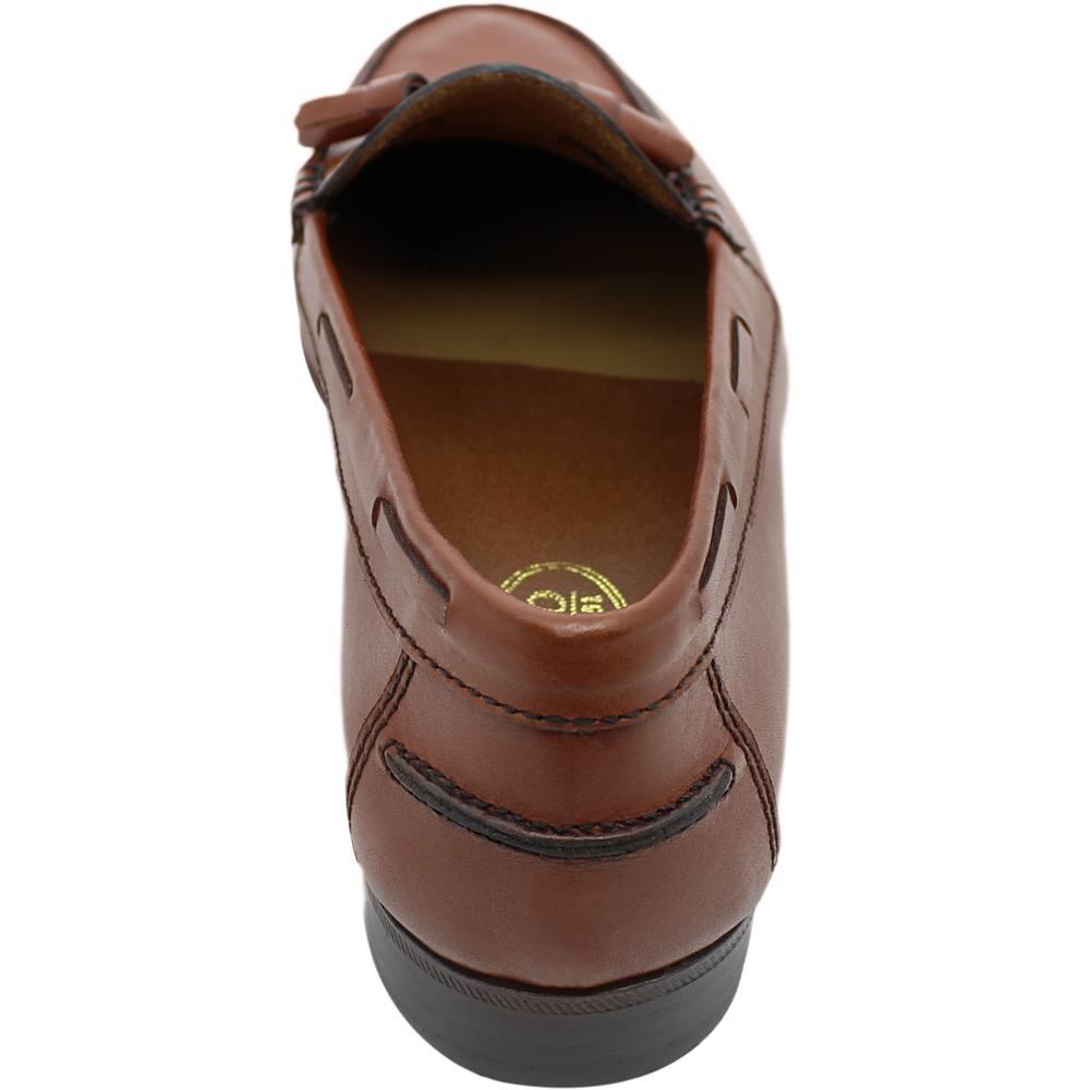 Sapato Feminino Mocassim Argentino cor Pinhão 011PIN Carmen