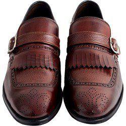 Sapato Masculino Cor Pinhão Esporte Fino Clássico Inglês 224PIN
