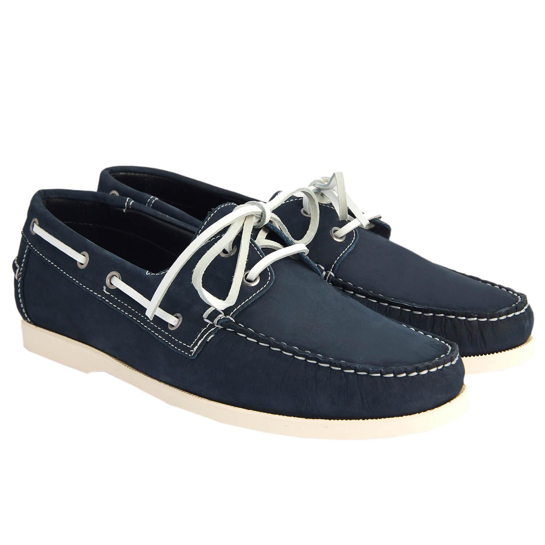 Sapato Masculino Dockside cor Azul Marinho 00250NBKAZU