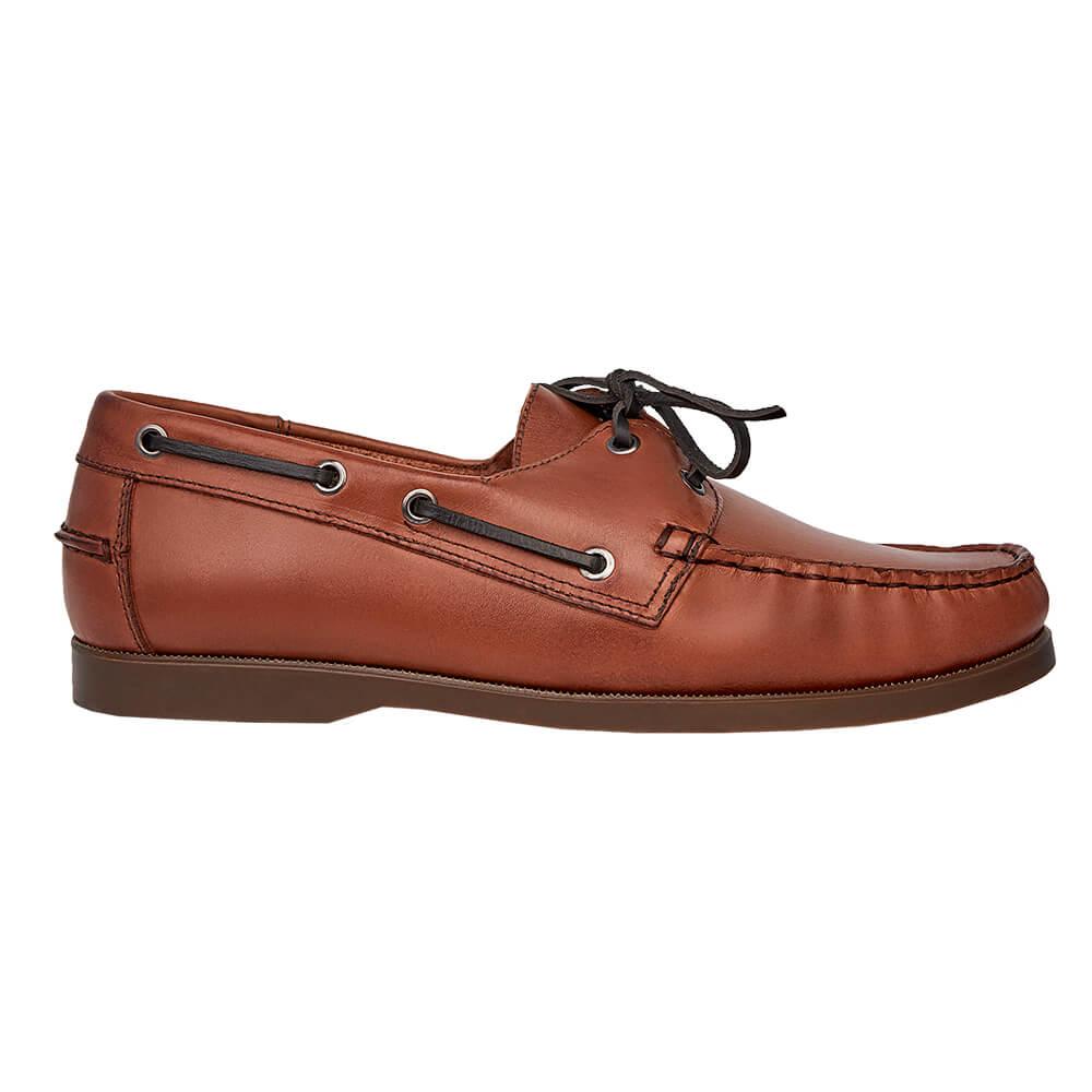 Sapato Masculino Dockside Cor Whisky 00250WSK