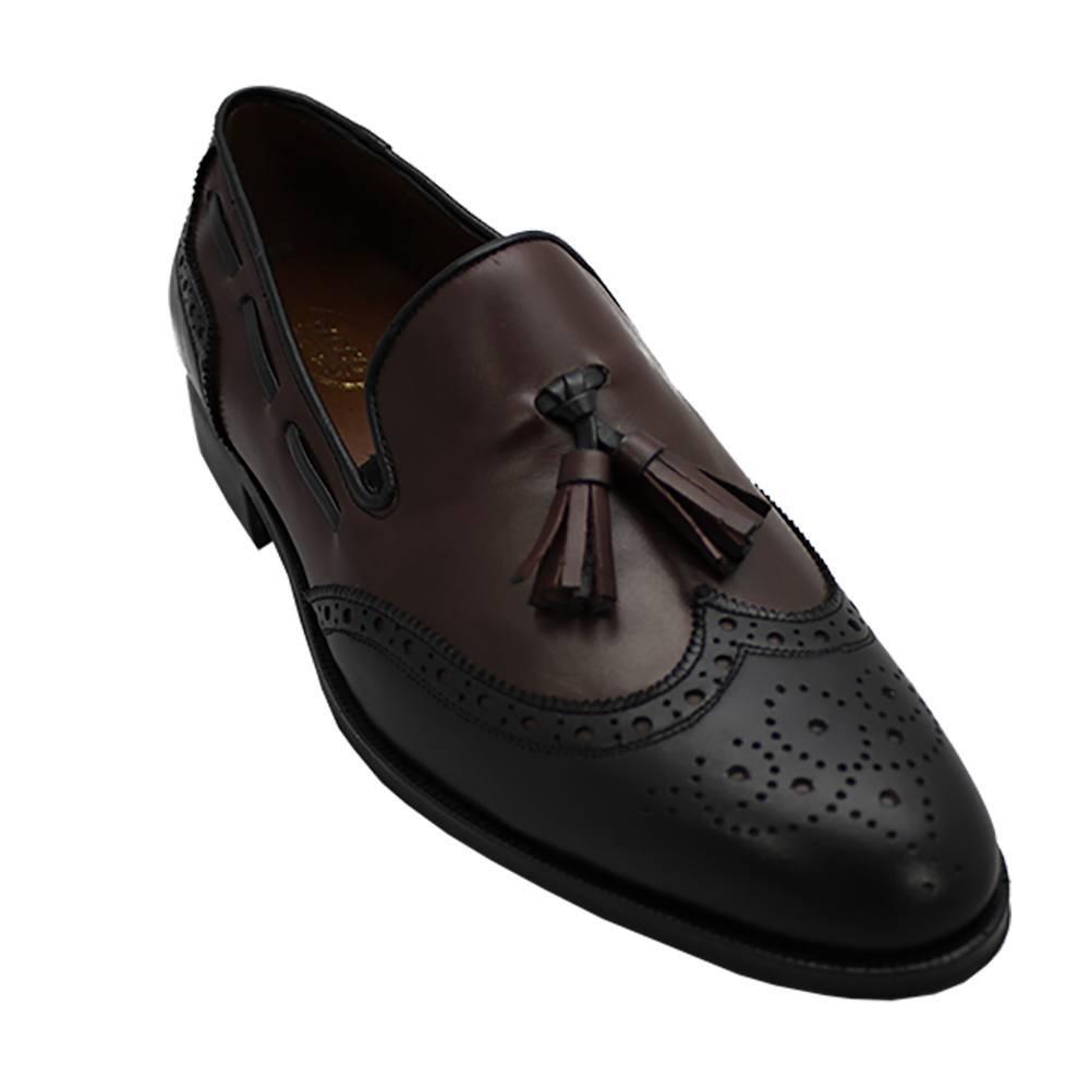 Sapato Masculino Brogue Tassel 2 cores 015BIC