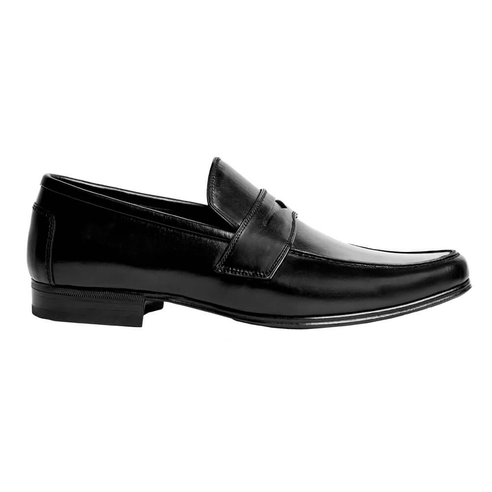 Sapato Masculino Loafer Social cor Preto 111M000PRE