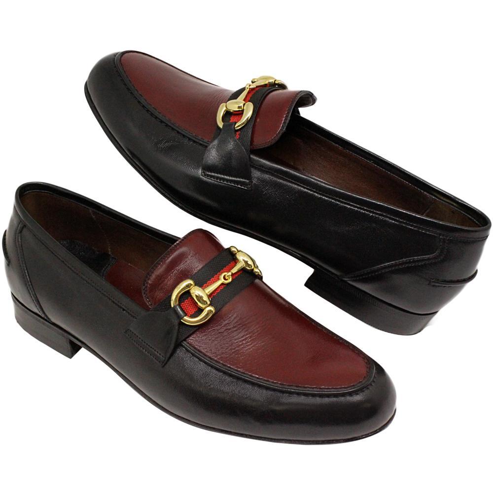 Sapato Masculino Mocassim 2 cores 030 Color PRE