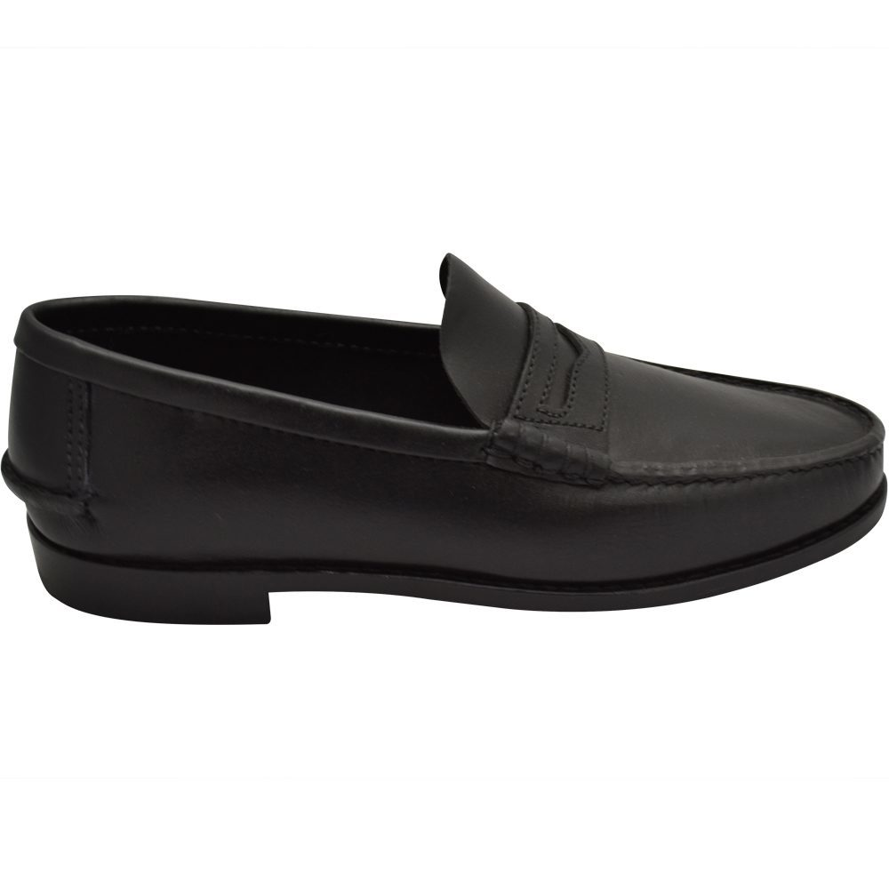 Sapato Masculino Mocassim Preto 066MNPRE