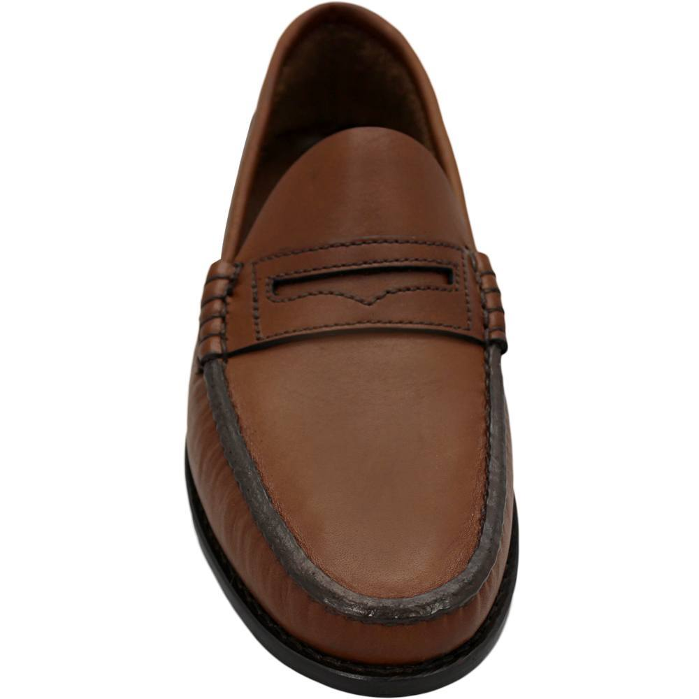 Sapato Masculino Mocassim cor Havana 066MNCAS