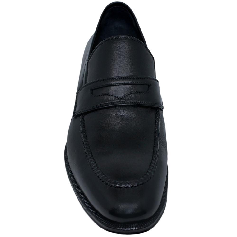 Sapato Masculino Preto Social Penny Loafer 089CMPRE