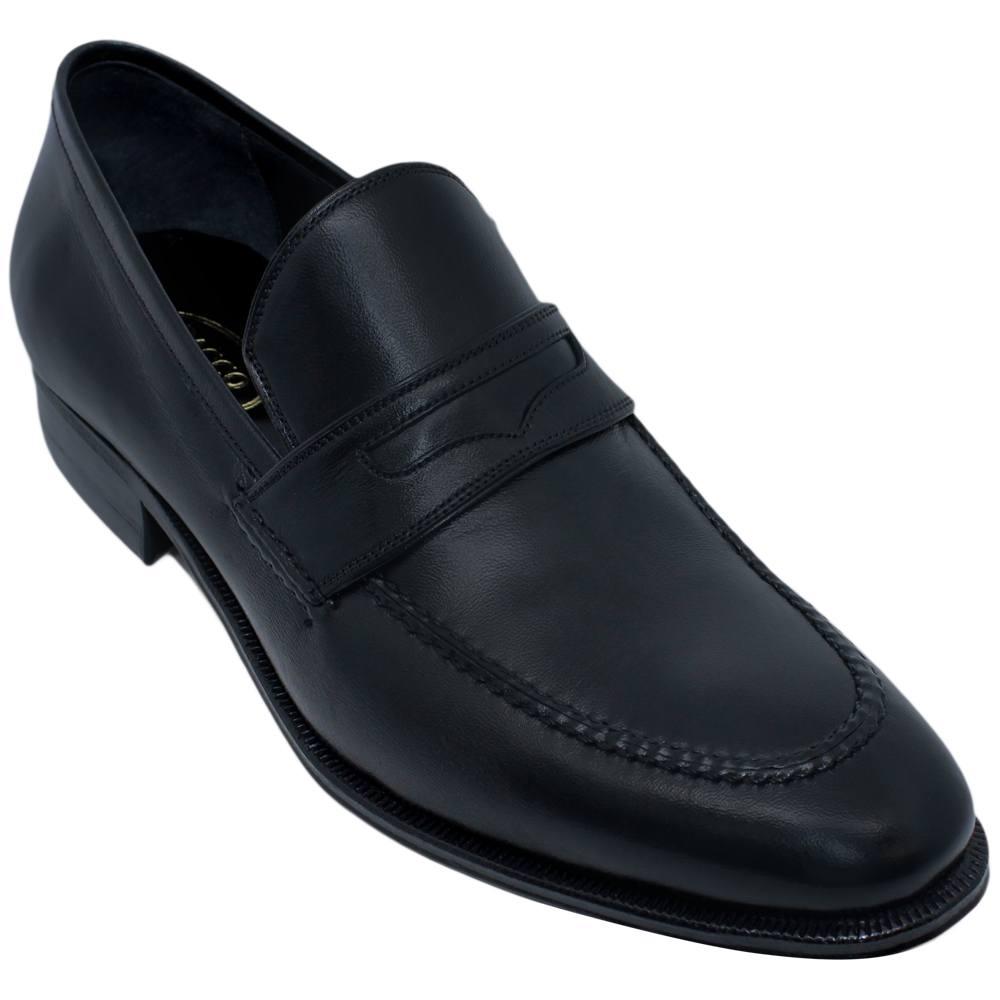 Sapato Masculino Social Loafer Preto 089CMPRE