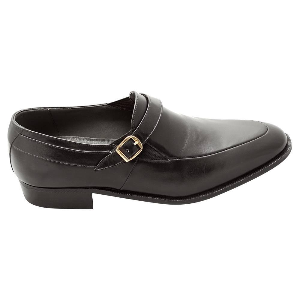 Sapato Masculino Social Cromo Alemão Clássico 033LV