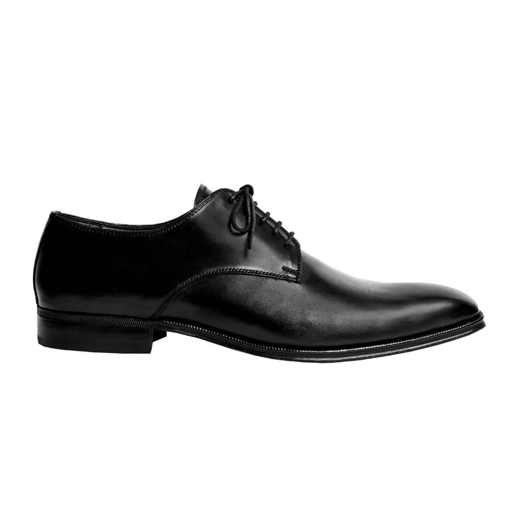 Sapato Masculino Social Derby cor Preto 2070LVITPRE