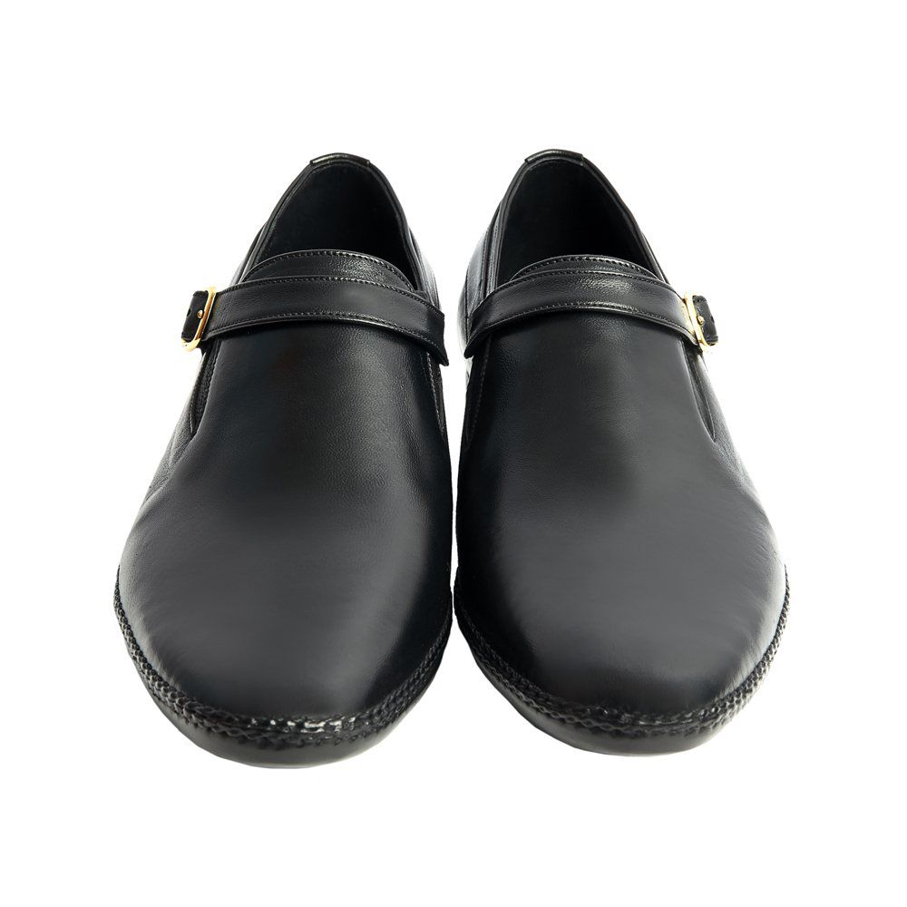 Sapato Masculino Social Sola Virada cor Preto 033VPRE
