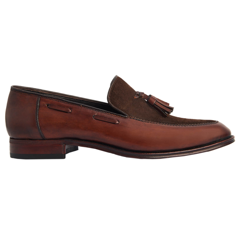 Sapato Masculino Tassel Loafer 2 cores 018BIC02 Dante