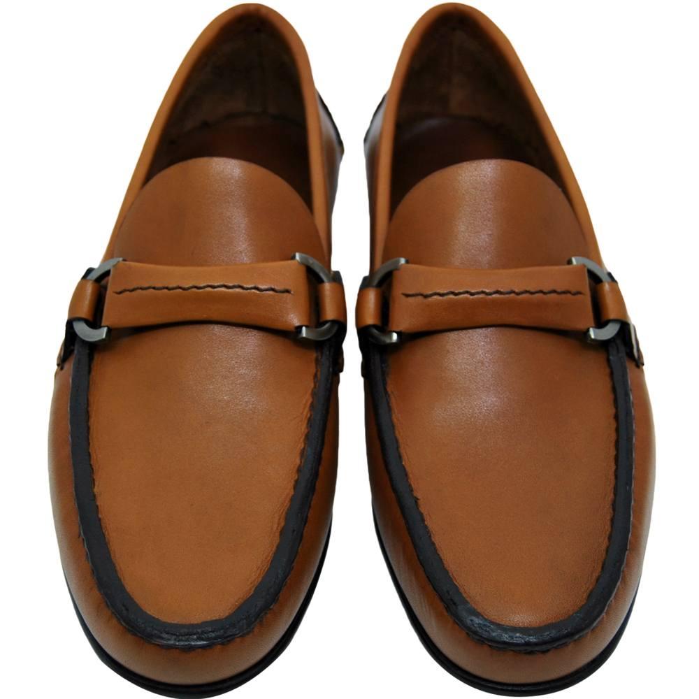 Sapato Masculino Mocassim Cor Suela 066ENSUE