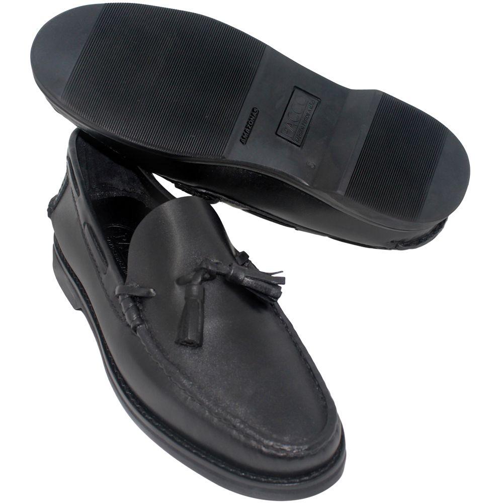 Sapato Masculino Esportivo cor Preto 060BPRE