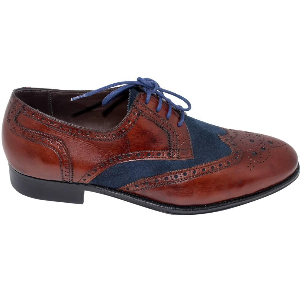 Sapato Masculino Derby Brogue 2 Cores 301WALKERMOG