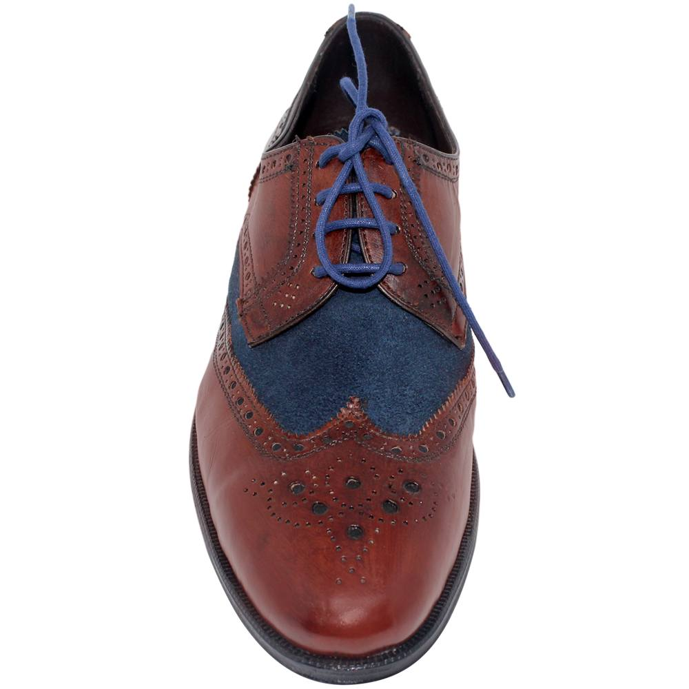 Sapato Masculino Derby Brogue 2 Cores 301WALKERMOG