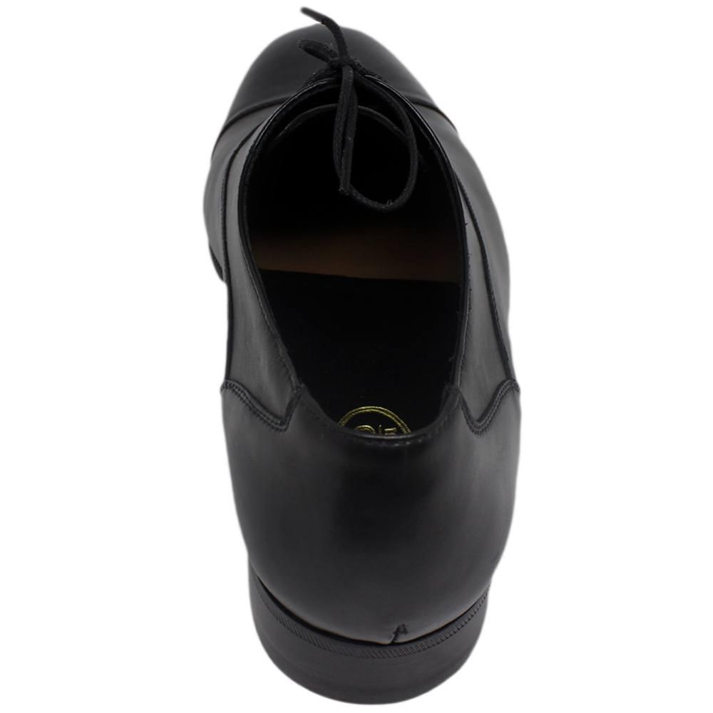 Sapato Masculino Oxford Cap Toe em Cromo Alemão 299PRE Matteo
