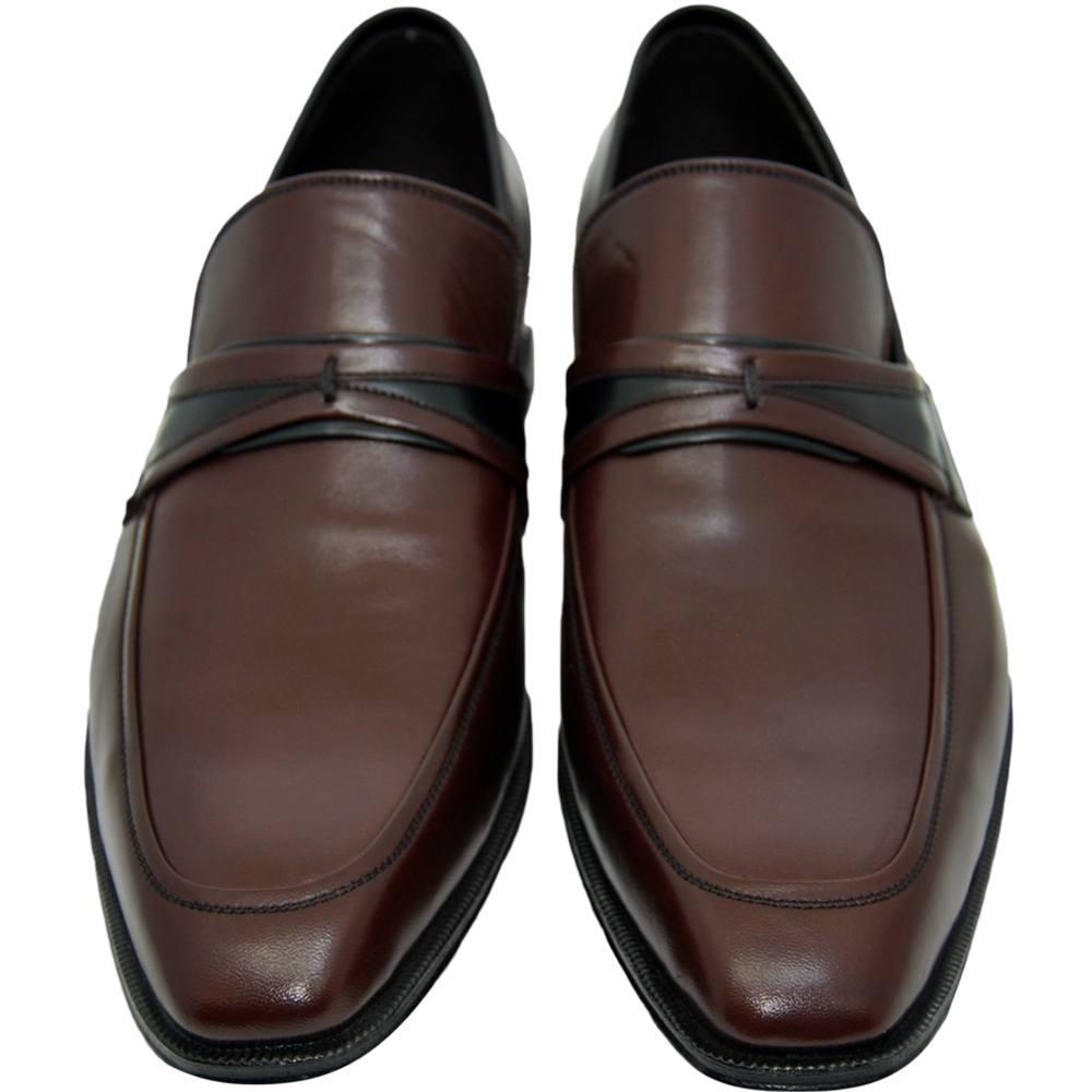 Sapato Social Marrom 840MAR