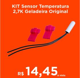 sensor geladeira